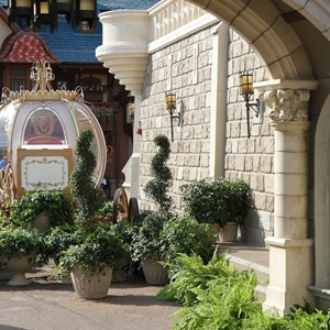 3 of 12: Limited Time Magic - Limited Time Magic True Love week - Cinderella Coach in Fantasyland