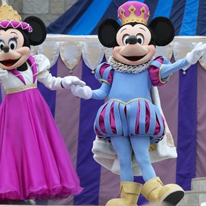 3 of 18: Limited Time Magic - Limited Time Magic's True Love Week - 'A Celebration of True Love' - Mickey and Minnie