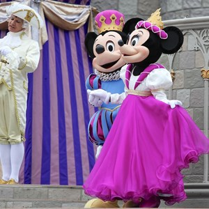4 of 18: Limited Time Magic - Limited Time Magic's True Love Week - 'A Celebration of True Love' - Mickey and Minnie
