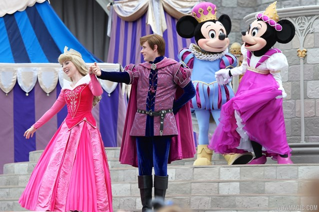 Limited Time Magic - Limited Time Magic's True Love Week - 'A Celebration of True Love' - Princess Aurora
