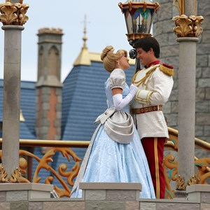 9 of 18: Limited Time Magic - Limited Time Magic's True Love Week - 'A Celebration of True Love' - Cinderella and Prince Charming