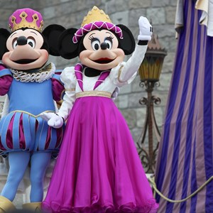 12 of 18: Limited Time Magic - Limited Time Magic's True Love Week - 'A Celebration of True Love' - Mickey and Minnie