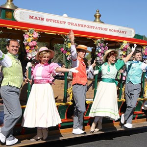 1 of 9: Limited Time Magic - Limited Time Magic's Spring Trolley Show