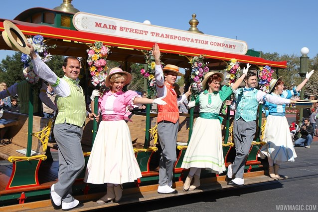 Limited Time Magic - Limited Time Magic's Spring Trolley Show