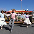 Limited Time Magic - Limited Time Magic&#39;s Spring Trolley Show - Train Station stop
