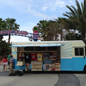 2 of 3: Limited Time Magic - Disney Truck Shop at Downtown Disney