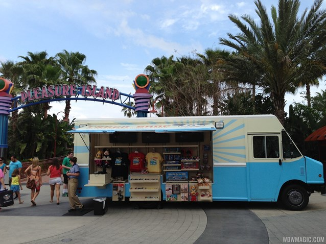 Limited Time Magic - Disney Truck Shop at Downtown Disney