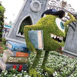 Monsters University Homecoming