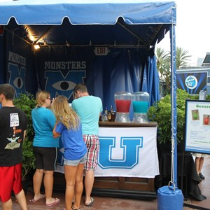 8 of 17: Limited Time Magic - Monsters University Homecoming - Specialty beverages
