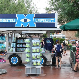 10 of 17: Limited Time Magic - Monsters University Homecoming - merchandise