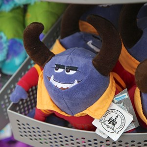 11 of 17: Limited Time Magic - Monsters University Homecoming - merchandise