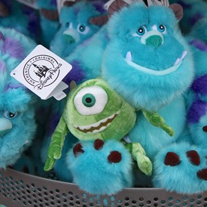 12 of 17: Limited Time Magic - Monsters University Homecoming - merchandise