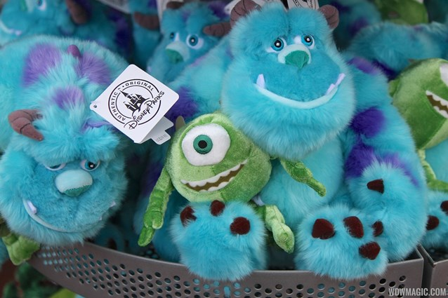 Limited Time Magic - Monsters University Homecoming - merchandise