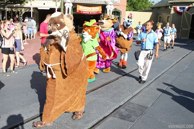 Limited Time Magic - Limited Time Magic - Long Lost Disney Friends Week 2 - Robin Hood group