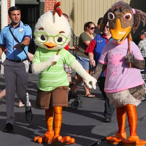 3 of 17: Limited Time Magic - Limited Time Magic - Long Lost Disney Friends Week 2 - Chicken Little and Abby Mallard