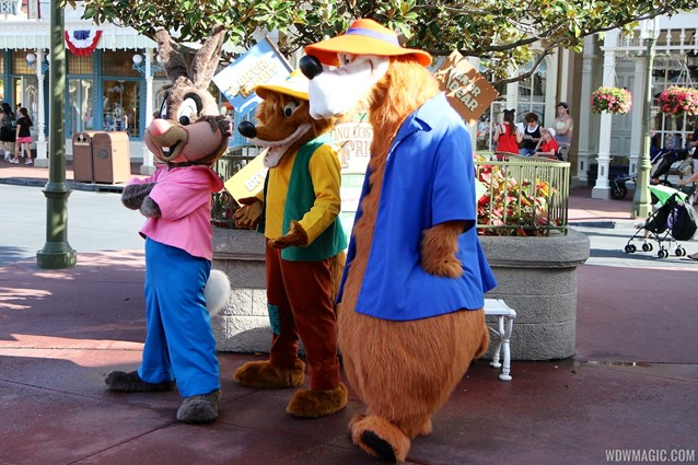 Limited Time Magic - Limited Time Magic - Long Lost Disney Friends Week 2 - Brer Bear, Brer Fox and Brer Rabbit