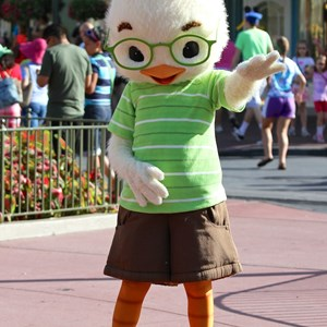 7 of 17: Limited Time Magic - Limited Time Magic - Long Lost Disney Friends Week 2 - Chicken Little