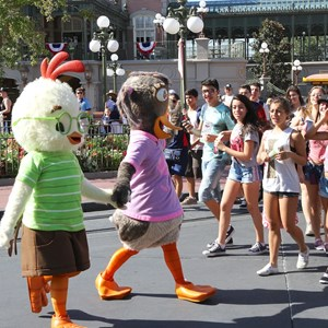 13 of 17: Limited Time Magic - Limited Time Magic - Long Lost Disney Friends Week 2 - Chicken Little and Abby Mallard
