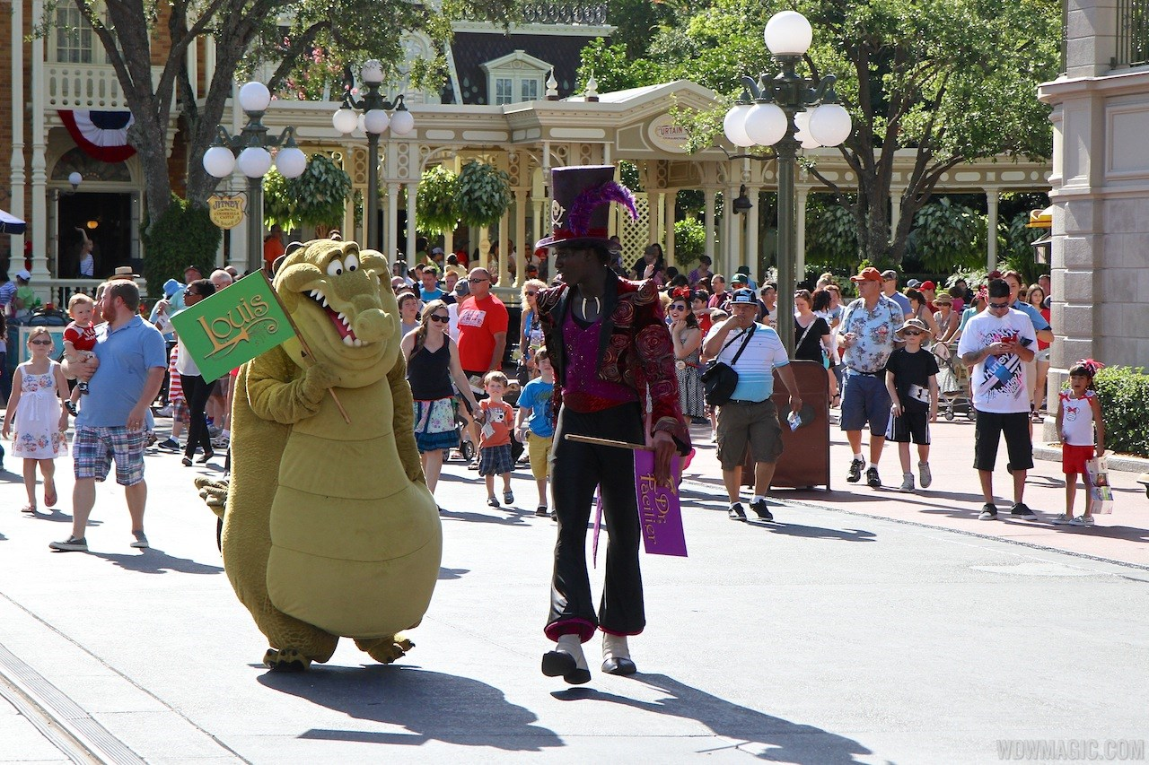 Limited Time Magic - Long Lost Disney Friends Week 2