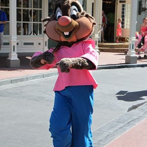 16 of 17: Limited Time Magic - Limited Time Magic - Long Lost Disney Friends Week 2 - Brer Rabbit