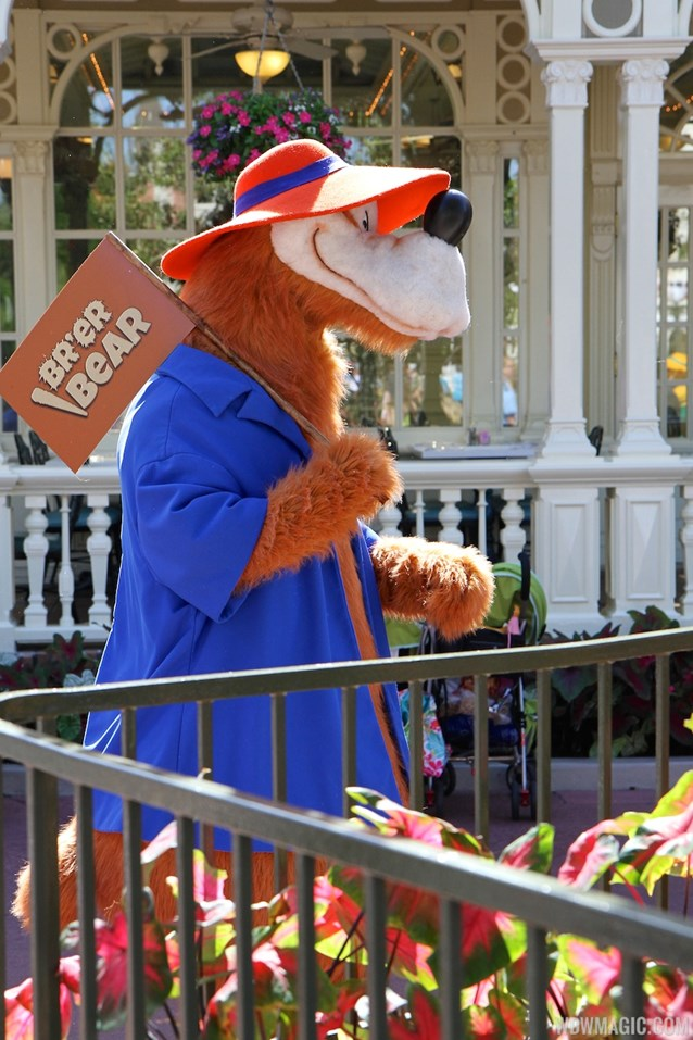 Limited Time Magic - Limited Time Magic - Long Lost Disney Friends Week 2 - Brer Bear
