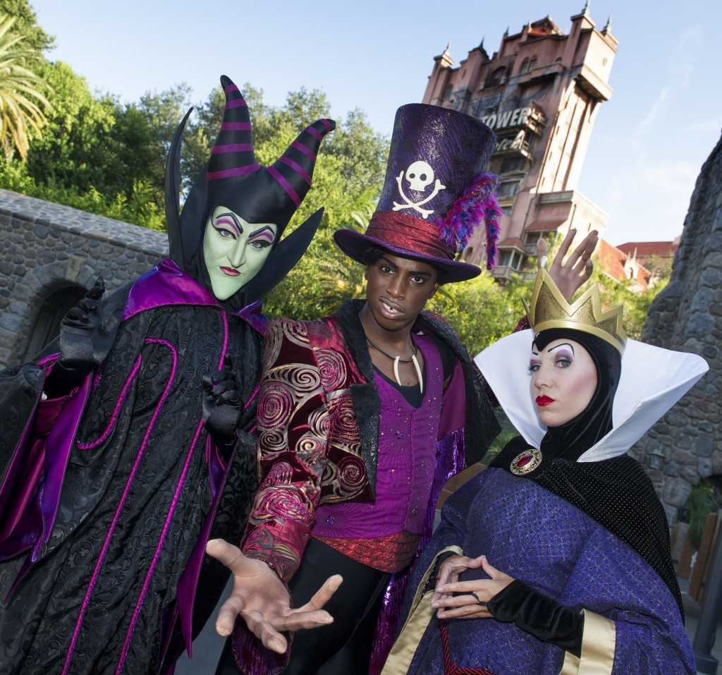Unleash the Villains (Photo Copyright 2013 The Walt Disney Company)