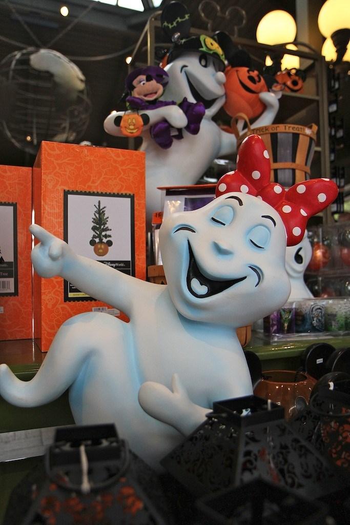 2011 Halloween merchandise