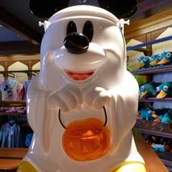 Mickey Ghost Popcorn Bucket