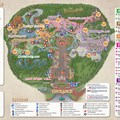 Mickey's Not-So-Scary Halloween Party - Mickey's Not-So-Scary Halloween Party guide 2012 map