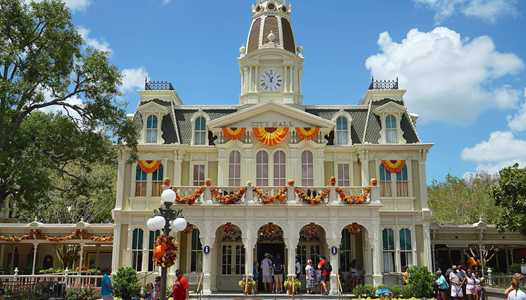 New times for shows and parade at this year's Mickey's Not-So-Scary Halloween Party
