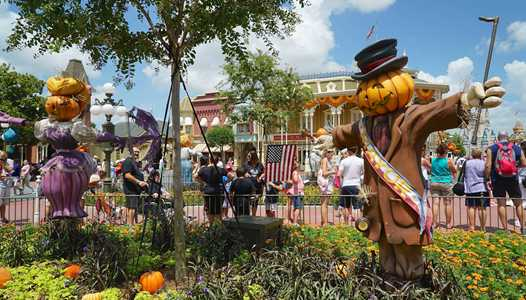 All the details and schedules for the 2017 Mickey's Not-So-Scary Halloween Party nights at the Magic Kingdom