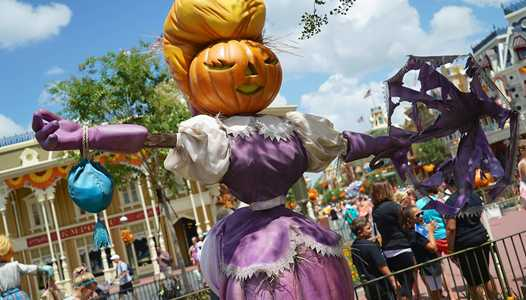 October 27 Mickey's Not-So-Scary Halloween Party now sold out