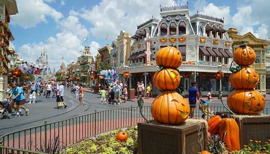 Final Mickey's Not-So-Scary Halloween Party for 2015 is now sold out