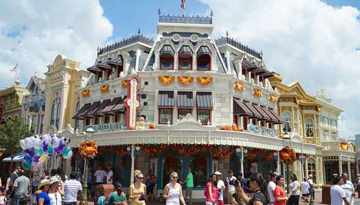 October 9 Mickey's Not-So-Scary Halloween Party sold out