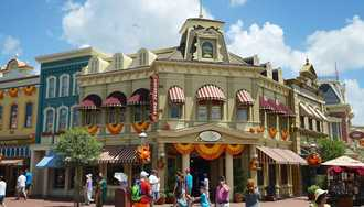 Mickey's Not-So-Scary Halloween Party now sold out for October 31