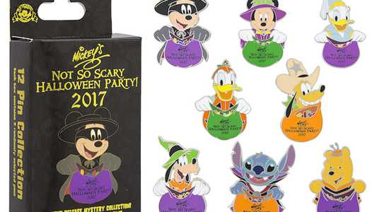 PHOTOS - Mickey's Not-So-Scary Halloween Party 2017 merchandise