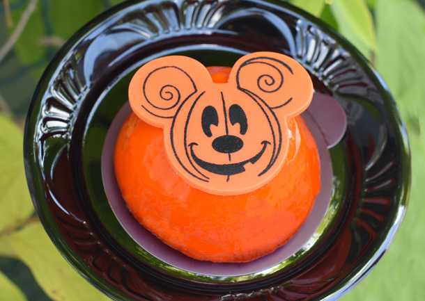 Pumpkin Cheesecake Dome at Main Street Bakery and Gaston's Tavern