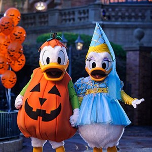 2 of 2: Mickey's Not-So-Scary Halloween Party - New character costumes
