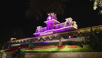 Closest date to Christmas is now sold out for Mickey's Very Merry Christmas Party