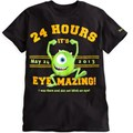 Monstrous Summer - Monstrous Summer All-Nighter event merchandise - t-shirt