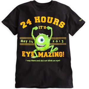 1 of 7: Monstrous Summer - Monstrous Summer All-Nighter event merchandise - t-shirt