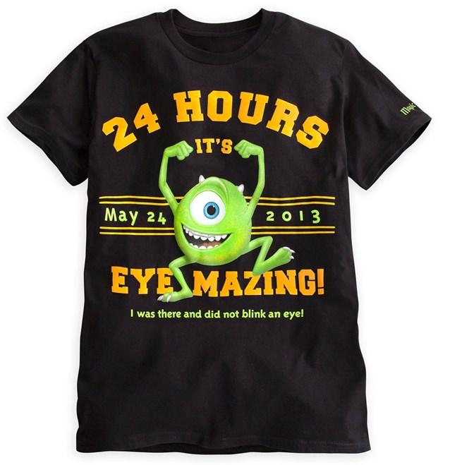 Monstrous Summer - Monstrous Summer All-Nighter event merchandise - t-shirt