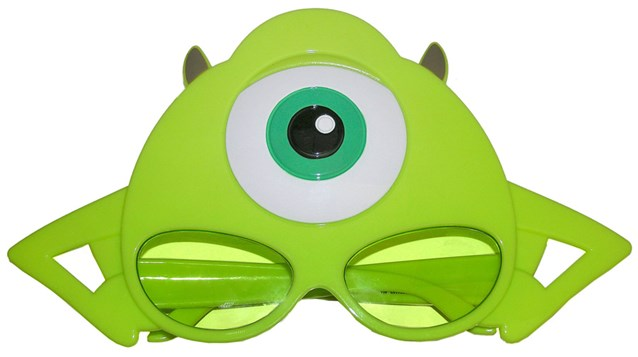 Monstrous Summer - Monstrous Summer All-Nighter event merchandise - novelty sunglasses