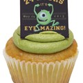 Monstrous Summer - Monstrous Summer All-Nighter food - Main Street Confectionery cupcake