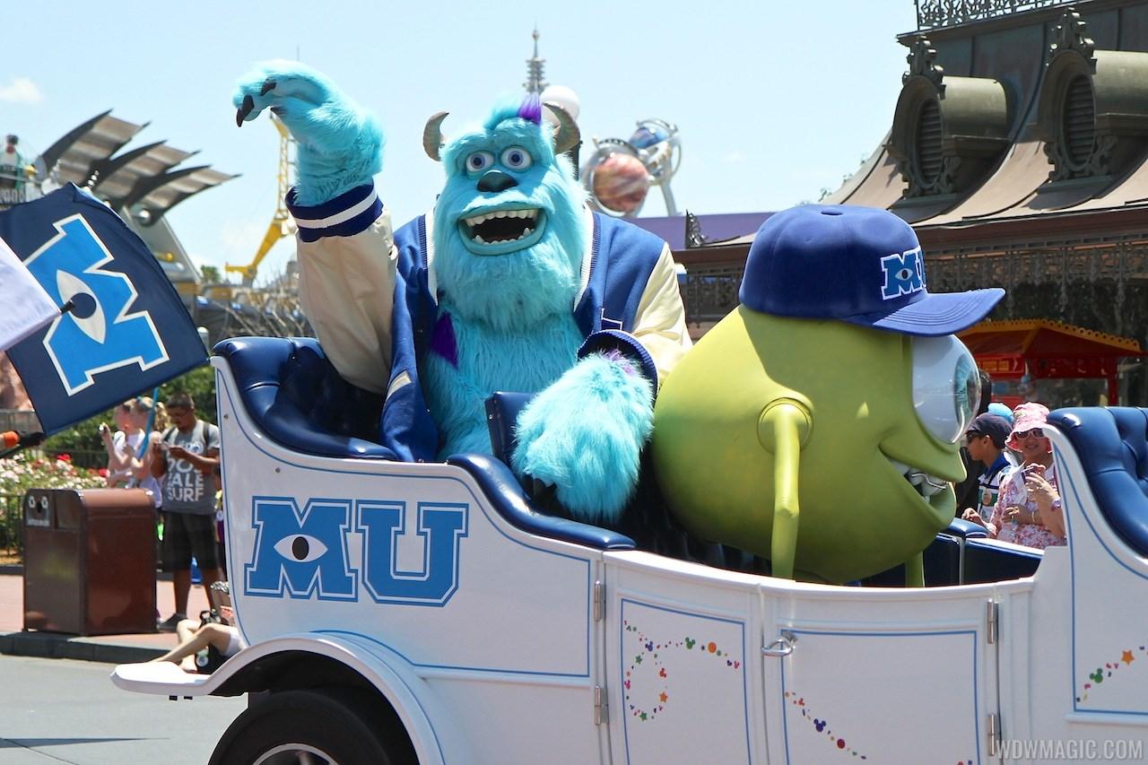 Monstrous Summer pre-parade