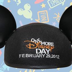 One More Disney Day merchandise