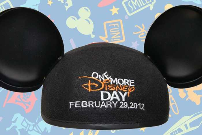 One More Disney Day merchandise