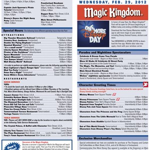 1 of 1: One More Disney Day - One More Disney Day times guide
