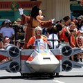 Star Wars Weekends - Jedi Mickey on an X Wing