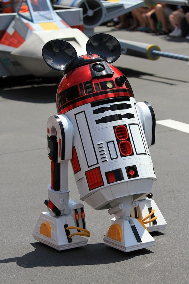 Star Wars Weekends - R2-MK